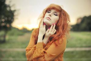 Ginger fields. by Lukreszja