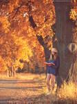Autumn story. by Lukreszja