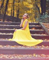 Yellow. by Lukreszja