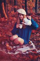 Jeszcze jesien. by Lukreszja
