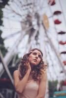 She dreamed of paradise. by Lukreszja