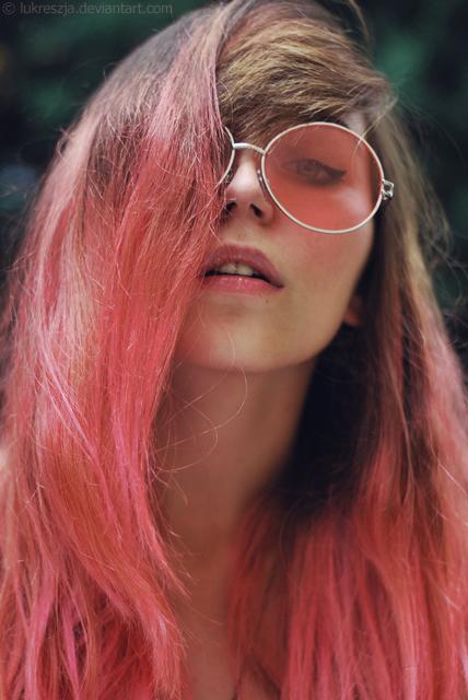 Think pink by Lukreszja