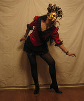 Ghost Opera- The Red Jester 18 by TrapDoor-Stock