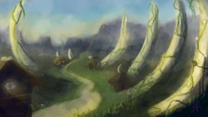 Ancient Bone Village