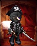 OC: Edanust the Pirate Ninja by Melee32