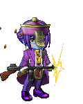 Gangster or Detective Hsien-ko by Melee32