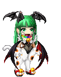 Neko: Morrigan by Melee32