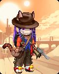 OC: Jona the Neko Treasure Hunter by Melee32