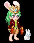Elena the Alien Rabbit Princess by MarvelMeleeChunLi32