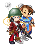 Cammy is Solider by MarvelMeleeChunLi32