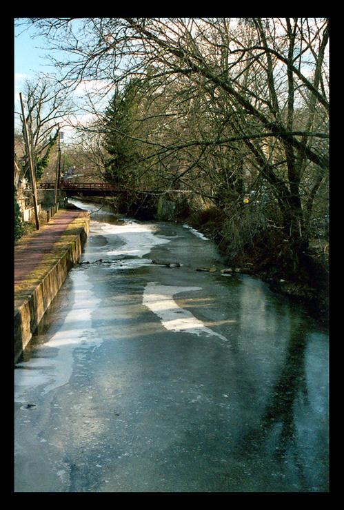 Frozen Waters by icedangel