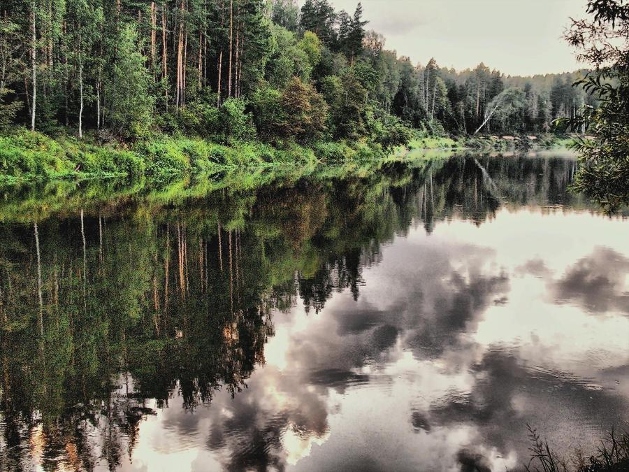 River Gauja 6 by IronCrusader