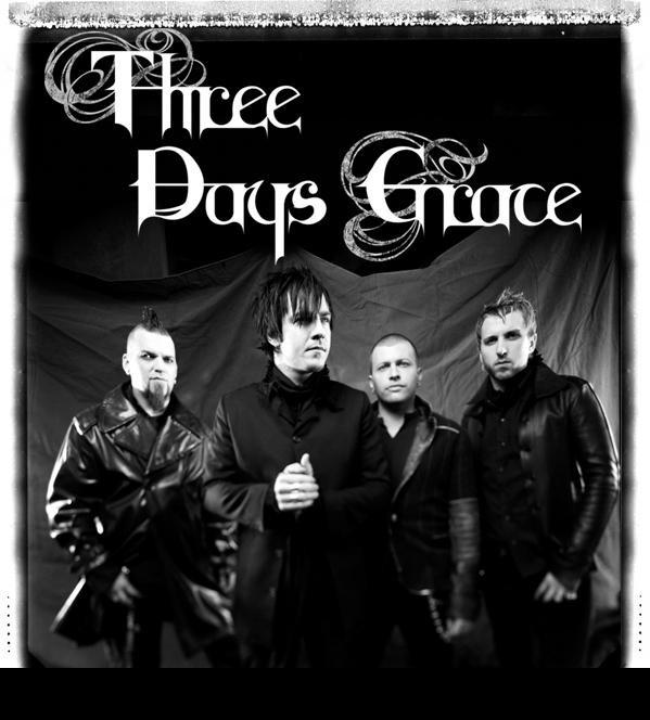 Three Days Grace by NHLcbj16pens29caps8