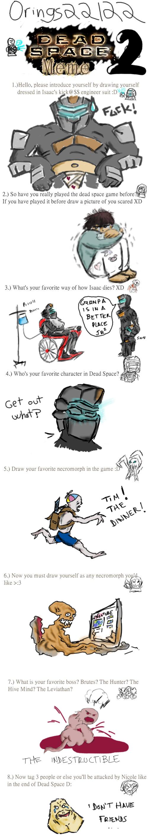 Dead space 2 meme by kur0s4k1