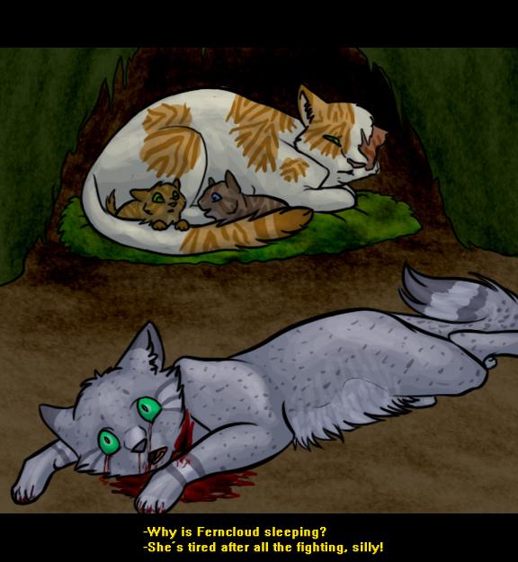 Последняя надежда коты воители скачать