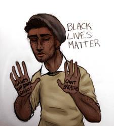 Black Lives Matter by timekept
