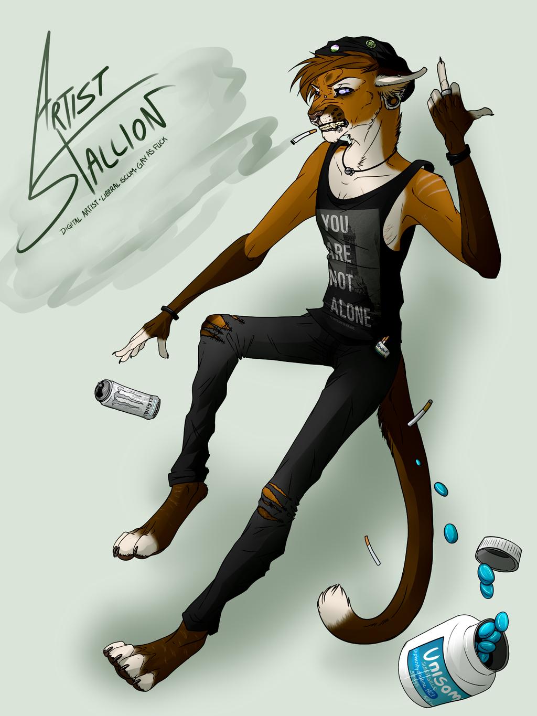 ArtistStallion's Profile Picture