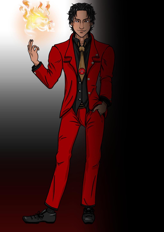The devil in human form by superheromanga on DeviantArt