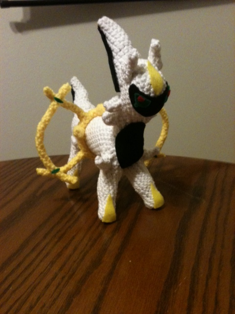Amigurumi Pokémon Are Cute & Yours To Capture | 640x480
