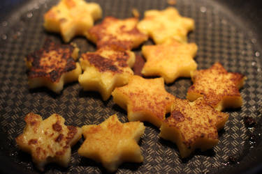 Sage Polenta stars by sweetdreams68
