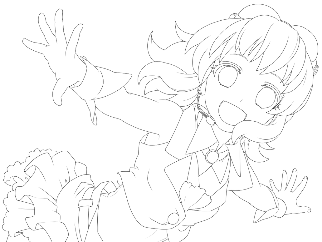 vocaloid seeu chibi coloring pages - photo#24