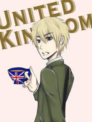 APH: United Kingdom by harukinakejima