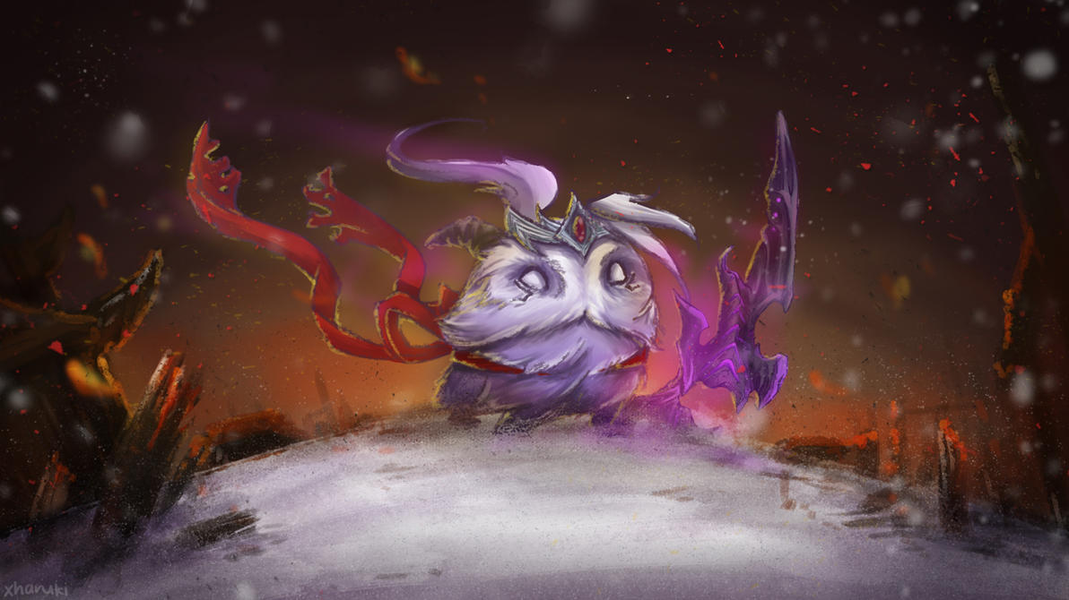 Beware a Poro with nothing to lose by harukinakejima