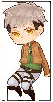 Grumpy Pixel - [ Jean ] by mushmelonn
