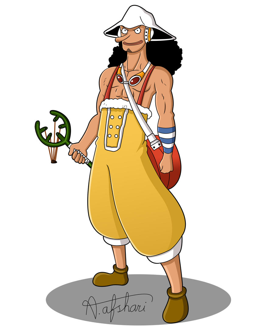 Usopp - Images Colection