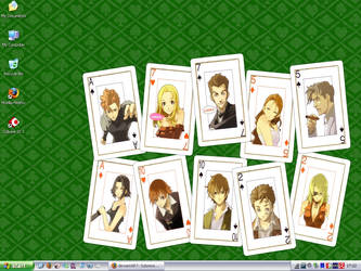 New Baccano desktop by Manjou