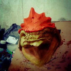 Wrex Colour Mockup by Manjou