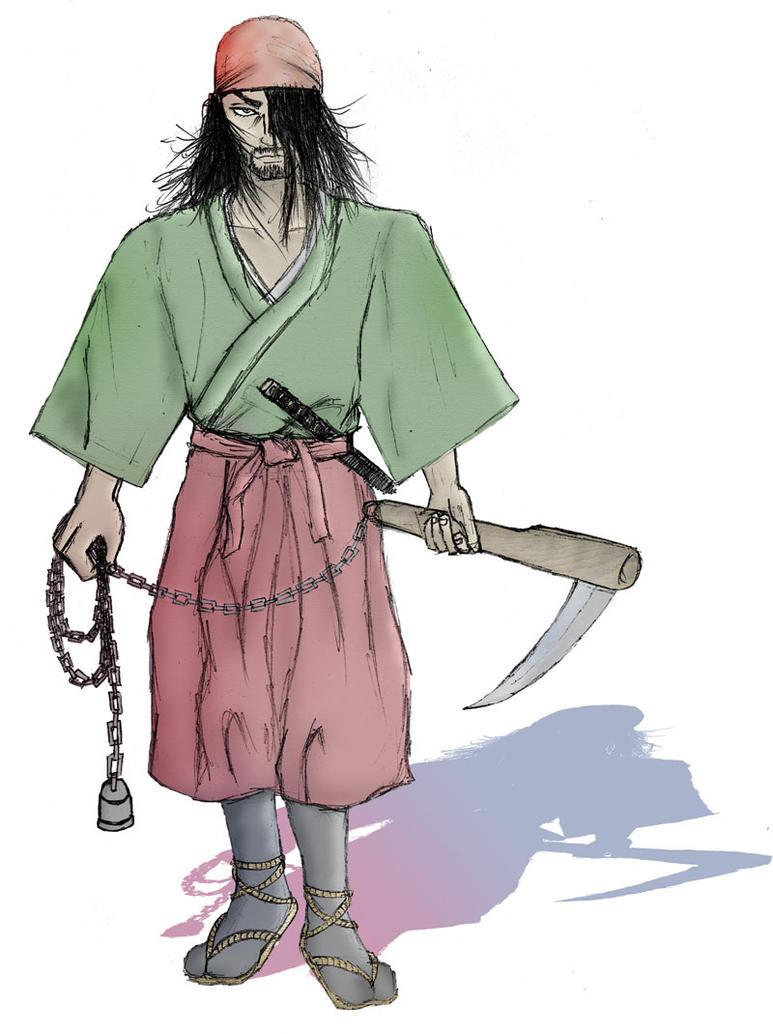 Balade en Cormanthor - Page 2 Shishido_Baiken_by_Manjou