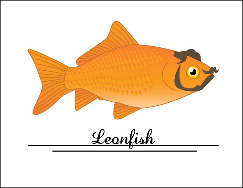 Leonfish by Aminentus