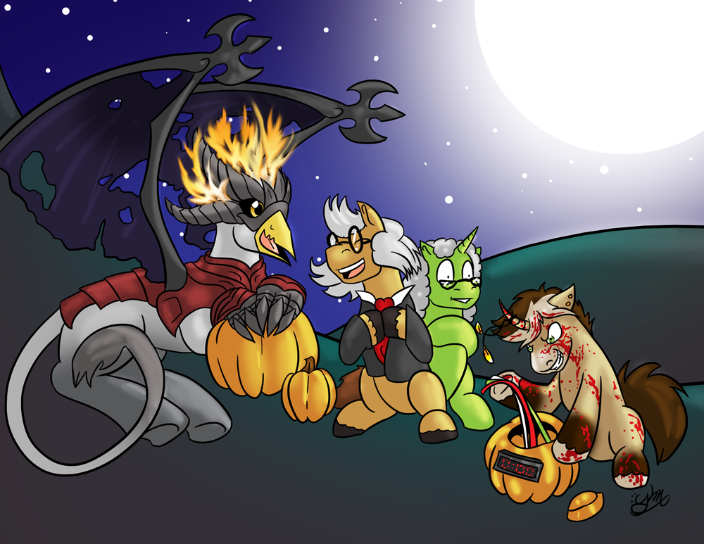Halloween! by Aminentus