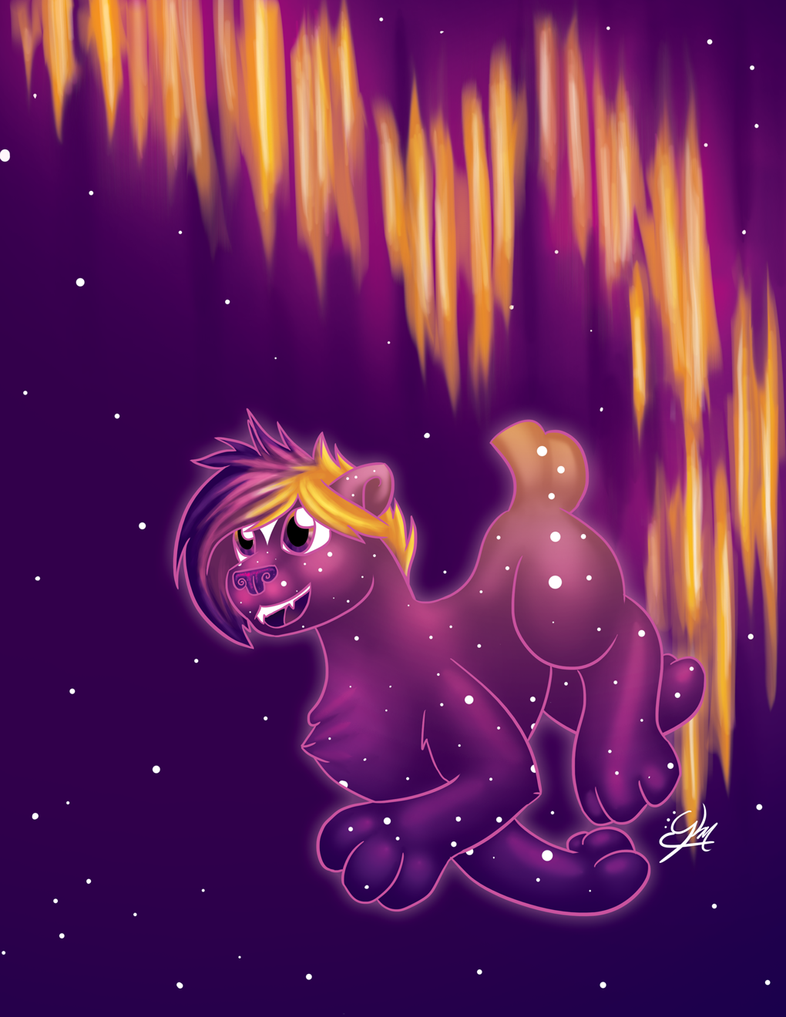 Aurora Bearialis by Aminentus