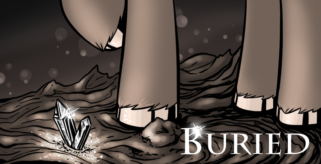 Buried Banner by Aminentus