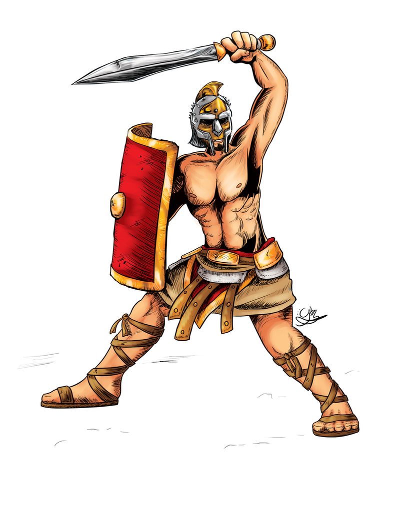 Gladiator II by Aminentus
