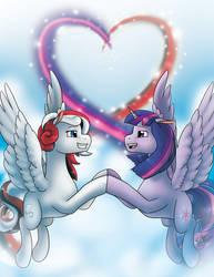 Flight of Hearts