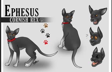 Ephesus - Cornish Rex Reference