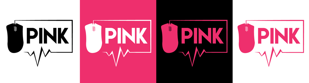 Pink Gamer Logo Pt 1 by KiraMoses
