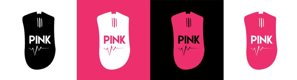 Pink Gamer Logo Pt 2 by KiraMoses