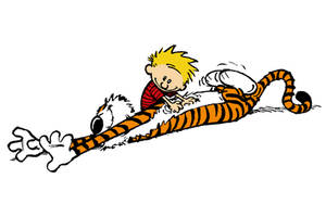 Calvin and Hobbes by xX-Pureness-Xx