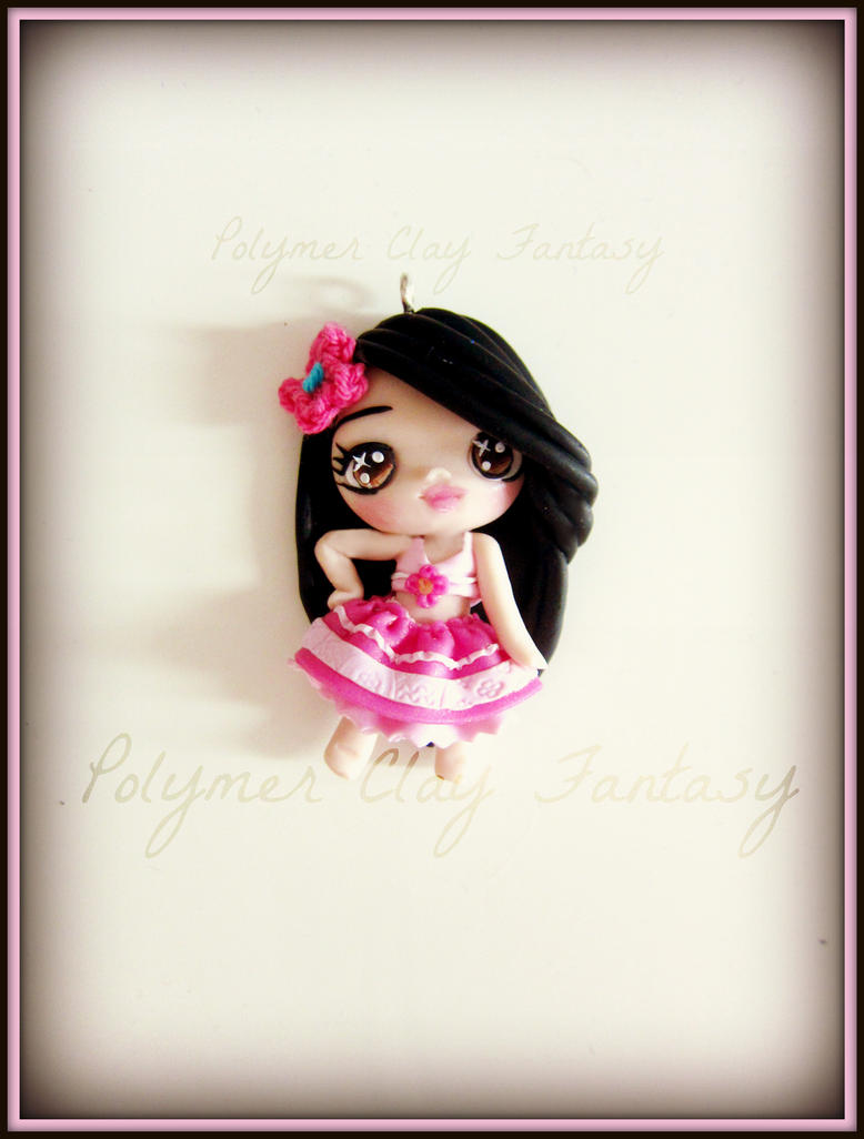 Chibi doll polymer clay pendant by polymerclayfantasy on deviantart chibi doll polymer clay pendant by polymerclayfantasy baditri Images