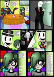 Spooky Spaghetti: Page 1 by Tira--Misu