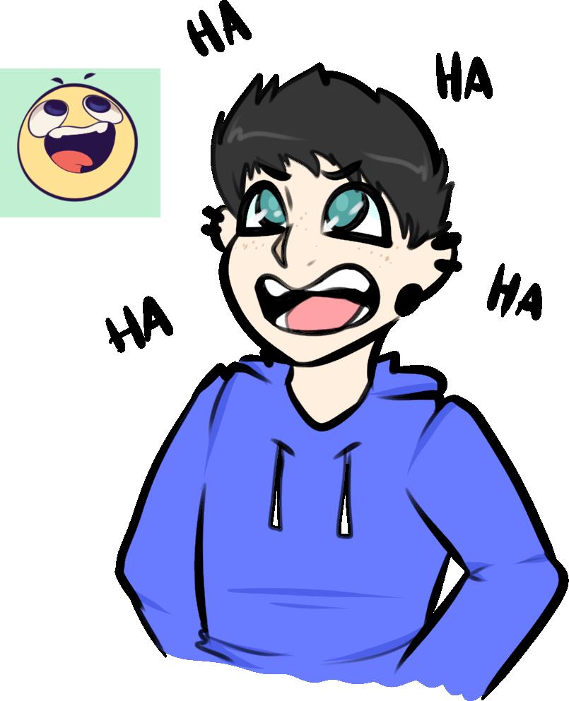 Expression Meme C1 - H2O Delirious by Tira--Misu on DeviantArt