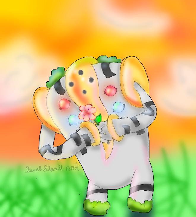 Daily Pokemon - Regigigas by Sweet-Starlit-Art