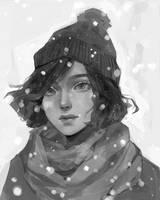 frostbite by xaiisu