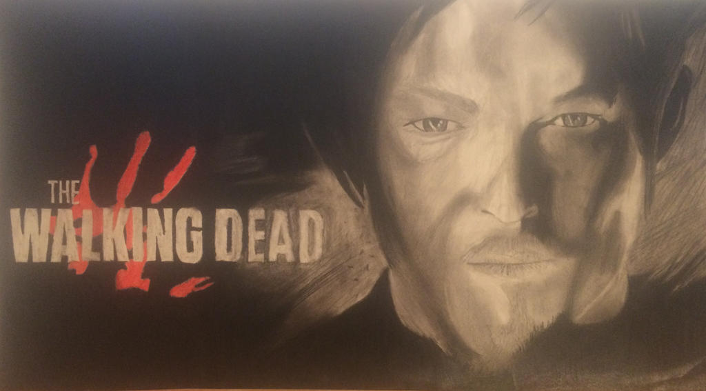 Daryl Dixon by wolfluv95