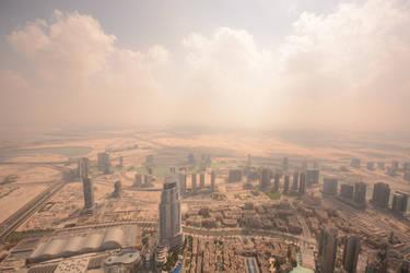 A view of Dubai by nazgulXVII