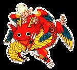 [CLOSED] Dragon of oriental:  Rao